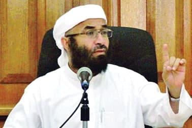 الشيخ د. أحمد القاضي