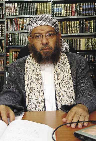 اﻟﺷﯾﺦ  د.عقيل المقطرى
